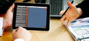 iCERF iPad app